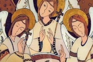 Петро Порошенко привітав християн із Трійцею