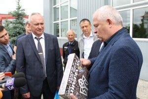 Віце прем'єр міністр України відвідав Волинь