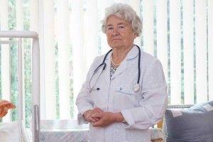 У педіатра Ніни Гуцуляк — 58 років лікарського стажу