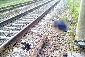 У Дубенському районі жінка кинулася під потяг