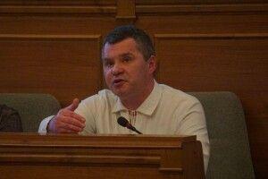 Депутат Слабенко запитав Палицю, де він так довго був