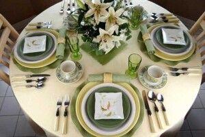 Сервіруємо святковий стіл