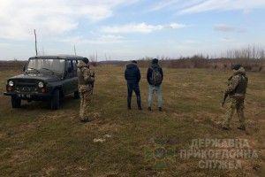 На кордоні з Польщею затримали чотирьох іноземців