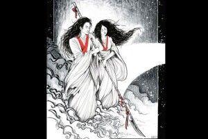 «Япона-мама, став злий, яксобака…»