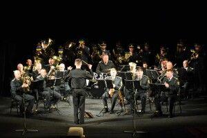 Оркестр луцької військової частини відсвяткував ювілей (Фото)