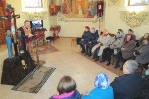 У Струмівці священик розповів парафіянам про забобони