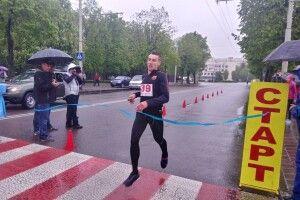 В Луцьку стартувала легкоатлетична естафета (Фото)