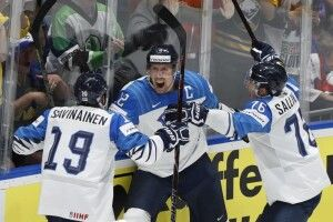 Збірна Фінляндії – переможець хокейного ЧС-2019! (відео)
