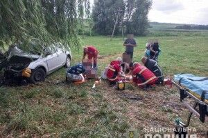 Загибла дівчинка сиділа в тата на руках: нові подробиці жахливої ДТП на Горохівщині