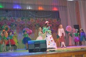 Прем'єра шоу-мюзикла «Снігова королева» зібрала аншлаг в ковельському народному домі «Просвіта»