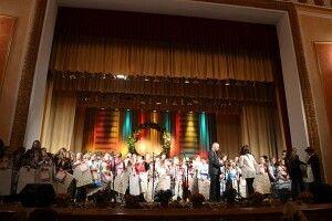 У Луцьку розпочався Міжнародний конкурс юних бандуристів «Волинський кобзарик»