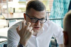 Тарас ШКІТЕР: «Я чув багато слів табачив мало дій»