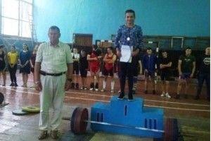 Камінь-Каширська спортсменка — учасниця Чемпіонату України