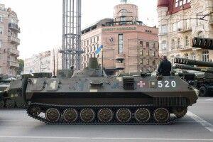 Українські військові розпочали випробування унікального комплексу управління вогнем артилерії «Оболонь-А»