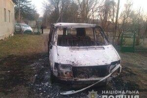 Нардеп просить Авакова і Рябошапку узяти справу про підпал авто священника ПЦУ з Овадного під контроль