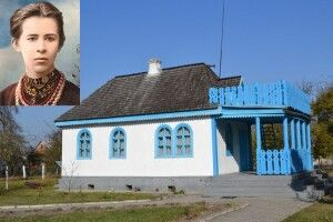 Руйнуються два будинки у садибі, де Леся Українка прожила дитячі та юнацькі роки