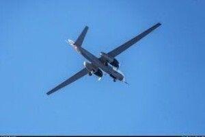 Безпілотник прилетів з Росії та скинув гранату на наших військових