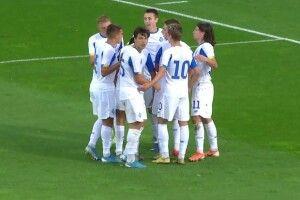 Київське «Динамо» U-19 в Юнацькій лізі УЄФА жорстоко познущалося над македонським клубом: 8:0