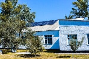 Школа вироблятиме власну електроенергію