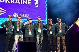 Українці здобули золоту та срібну медалі 60-ї Міжнародної математичної олімпіади у Британії