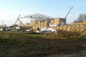 У Ковелі реконструюють стадіон «Локомотив»