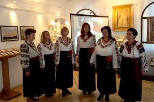 Мистецьке турне волинянки продовжилося на Львівщині