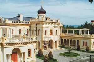 Біля «палацу Путіна» знайшли маєток патріарха Кирила