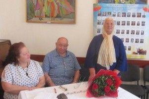 Відома волинська ланкова святкує 80-річчя