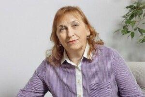 Померла Ірина Бекешкіна, директорка фонду «Демократичні ініціативи»