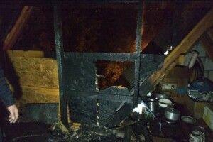 В Умані з палаючого будинку врятували п'ятьох хасидів