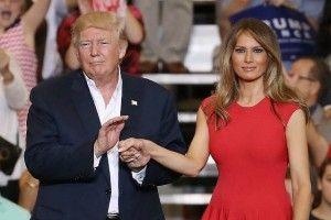 Як дружина Трампа мстить йому