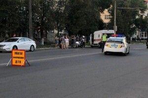 У Луцьку Опель збив дитину (Фото)