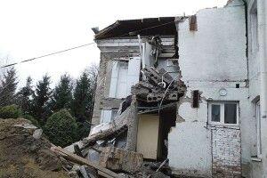 Доки стіна будівлі інтернату «сповзала», врятувати потрібно було 115душевнохворих людей