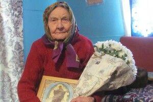 Уляні Дейнеці з Ратнівщини – 103 роки