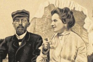 Чехов іКніппер: сумна історія кохання ішлюбу