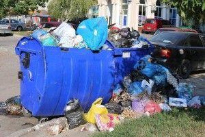 Хазяйновиті українці цуплять контейнери для сміття – «дуже зручно квасити капусту»