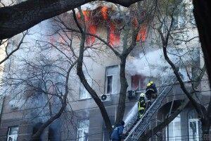 Пожежа в Одесі: впізнано ще одну жертву – викладачку коледжу