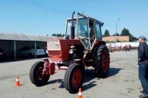 Легалізуйте трактор!