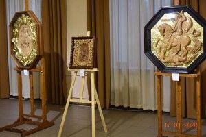 У доробку майстра сакрального мистецтва – близько сотні робіт