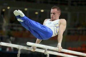 Український гімнаст Олег Верняєв став «срібним» призером Європейських ігор-2019 в Мінську