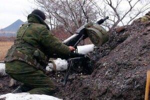 Бойовики дві доби стіляють біля ділянки розведення військ