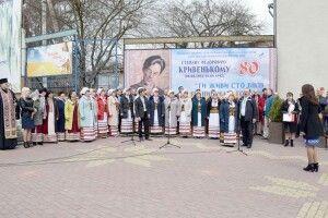 Чиновники з Луцька проігнорували вшанування пам'яті автора славня Волині (Відео)
