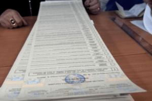 На Волині терміново передруковують бюлетені кандидатів у районну раду