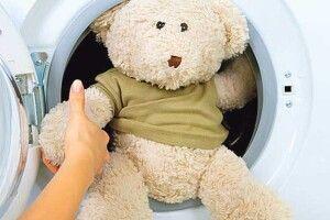 Кілька правил прання іграшок