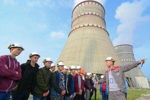 Ядерна школа Рівненської АЕС підготувала цього року рекордну кількість випускників