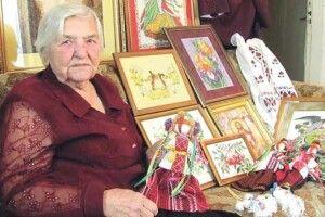 У свої 92 вона вчила радіти життю