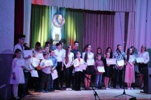 У культурно-мистецькому центрі Володимира-Волинського нагородили талановитих дітей