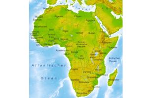 Африка шанує українське збіжжя