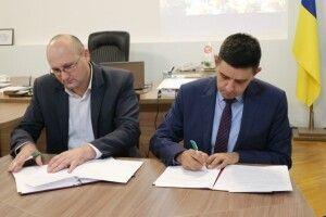 У Любешівській ОТГ підписали угоду про міжнародне співробітництво