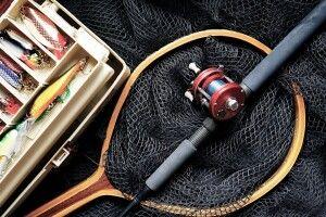Волинянин накрав риби сіткою (Фото)